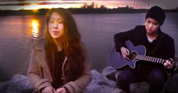 Talented Brother and Sister Sing, 'Who Can Compare?'