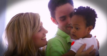 Family Adopts Children from Africa - Emotional Story