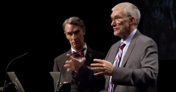 Christian Author Ken Ham Defends Creationism in Debate Against Bill Nye