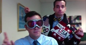 Hilarious Principals Close Schools Because There's Ice! (Ice, Baby!)