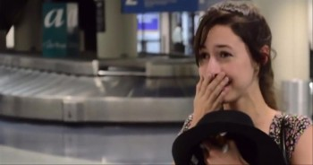 She Had No Idea What Was Waiting for Her When Her Plane Landed. . .You've Got to See This!
