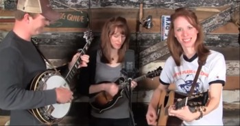 Worship Along with this Awesome Bluegrass Group's version of 'Higher Ground'