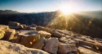 God's Splendor Revealed in Yosemite National Park
