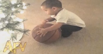 The Next Big NBA Star? Maybe With A Little More Practice.