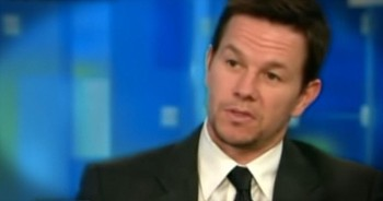 What Does Mark Wahlberg Pray For?
