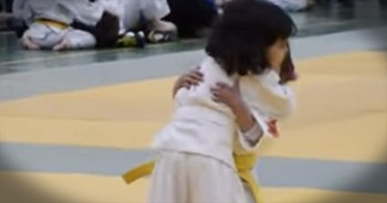 Karate Just Got Downright Adorable
