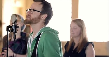 Amazing Cover of Matt Maher Song Will Inspire You