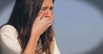 Unforgettable Christ-Centered Proposal Will Move You To Tears