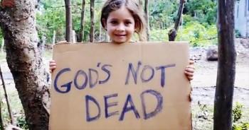 God is NOT Dead in El Salvador