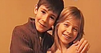 Brother and Sister Duet Will Put Some 'Sunshine' in Your Day