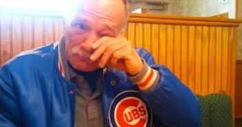 Widowed Grandpa Gets The Surprise He's Been Wishing For – Cue The Tears