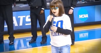 One LIttle Girl with a HUGE Voice is Guaranteed To Give You Goosebumps