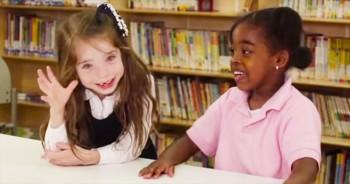 'I Love Moms or Something' – Children Inspire Funny Church Song