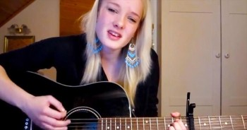 This Inspirational Cover Of 'Where I Belong' Will Lift You