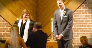 What This Father Shared At The Altar Had Me In Tears – AMEN!
