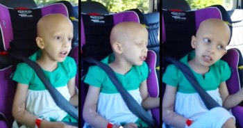 There Is No Doubt This Sweet Girl Is A Fighter. And She Has A Jamie Grace Song To Prove It!