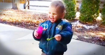 Levi's 'Evil' Laugh Will Have You LOLing Too - This Is One Cute Kid
