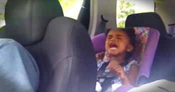 3-Year-Old Lip-Syncs Her HEART Out To Christian Hit 'Need You Now' – Too Precious!