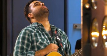 Wounded Veteran Used Music To Help Him Heal - Now He's Bringing The 'Sunshine' And WOWing The Judges