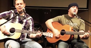 Your Heart Will Be Warmed With This Rendition Of 'Holy Is The Lord'
