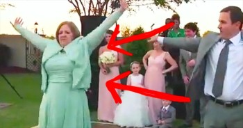 Groom's Dance With Mom Is Simply Adorable