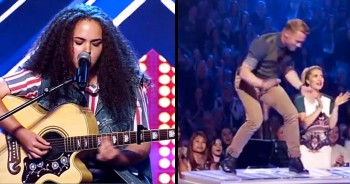 This 14-Year-Old Had Judges LEAPING On Top Of Tables In Praise - You Won't Believe Your Ears!