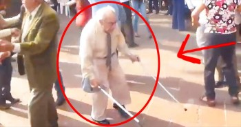 This Grandpa Is Ready To GROOVE – And It's Completely AWESOME!