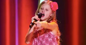 This Cutie Won The Judge's Hearts With Her ROARING Performance - I Just Want To Hug Her!