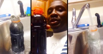 This Man Brought Me To Tears With A Bottle Of Juice. Prayer Is POWERFUL!