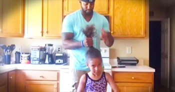 Welcome To Daddy's Day Salon – Where A Simple Hairdo Will Have You Rolling On The Floor In Laughter!