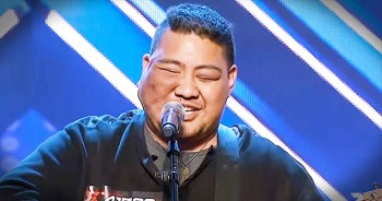 This Man's Face May Scare People, But His Voice Shows His TRUE Colors – And They Are Beautiful!
