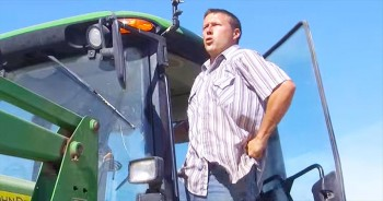 This Farmer Just Blew Every Other Frozen Parody Out Of The Water - 'Do You Want To Drive My Tractor?'