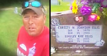 Grief-Stricken Father CRIES Out For Change At Daughter's Grave – My Heart Is Breaking