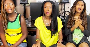 Singing Sisters STUN With 'Oceans (Where Feet May Fall)' - I'm Speechless