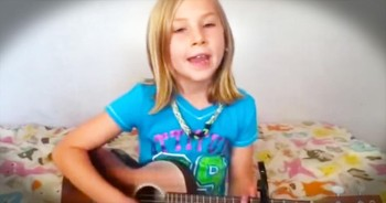 Ukulele Mandi THRILLS With Her Version Of This TobyMac Hit! WOW!