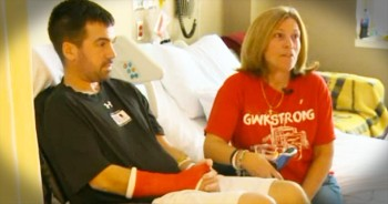 This Man's Recovery Is So Miraculous That Doctors Can't Explain It. But GOD Can!