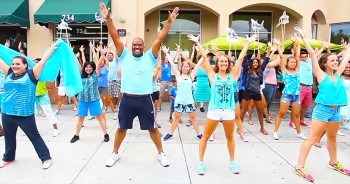 You'll Be DANCING With Joy When You See This Cancer Patient's Amazing FLASH MOB Surprise!