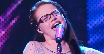 11-Year-Old BELTS Out This Soulful Hit - And Now I'm Crying Along With Her