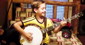 These Bluegrass Brothers Are Just Practicing In Their Bedroom, Right? WRONG! THIS Is Mind Blowing!