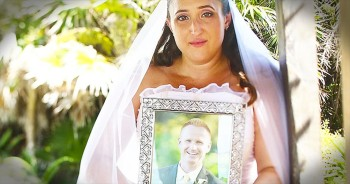 Her Fiancé Died Days Before The Wedding. And What She Did Next Had Me Bawling BUCKETS!