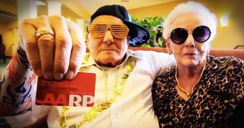 These Senior Citizens Might Not Get What Teens Are Saying. But They Just 'Shake It Off!' - Serious LOLs!