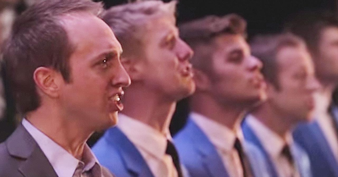 A Cappella Group Performs 'Nearer, My God, To Thee' - Christian Music Videos