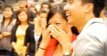 She Had No Idea Why Her Family Was All Around - Until People Started Doing THIS. WOW!