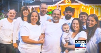 This Man Won't Live To See Christmas. So His Loving Neighbors Did THIS For Him!