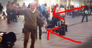 Age Is Just A Number. And This Dancing Grandpa Is Here To PROVE It!