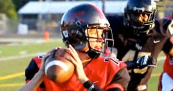 This Quarterback Is Playing For His RIVAL Team. And You'll Tear Up When You Hear Why.