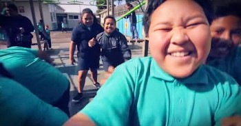 These Kids Are Standing Up To Bullies Everywhere With This AMAZING Song. I'm Blown Away!