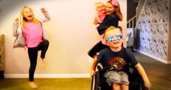 These Children Are Redefining Spina Bifida By SHAKING It All Off! Positively Awesome!
