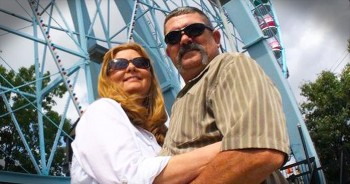 This Couple Is Celebrating Their Anniversary…At The State Fair. And You'll LOVE Why!