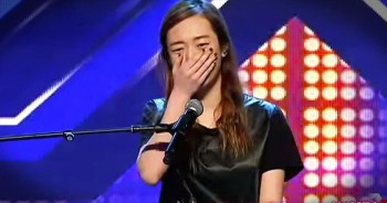 She Almost BROKE Under The Pressure Of The Stage. But What She Did NEXT Stunned Everyone!